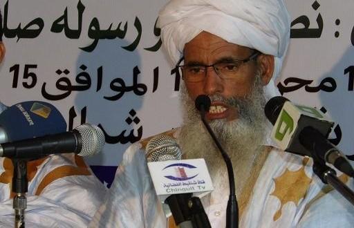 بالفيديو : محاضرة العلامة الإمام الشريف الإمام ابن بوود