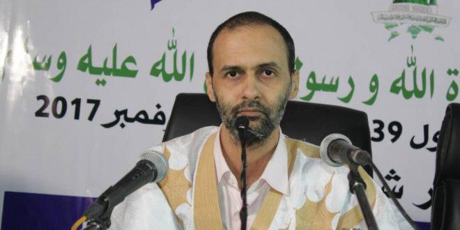 بالفيديو: ركن الحديث النبوي (الحديث السادس والثلاثين) مع العلامة أحمدو بن محمد عبد الحي ابن عابدين  19/11/2017